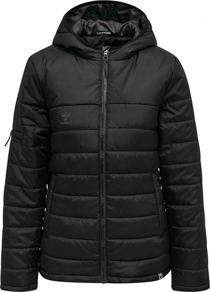 Hummel hmlNORTH QUILTED HOOD JACKET WOMAN