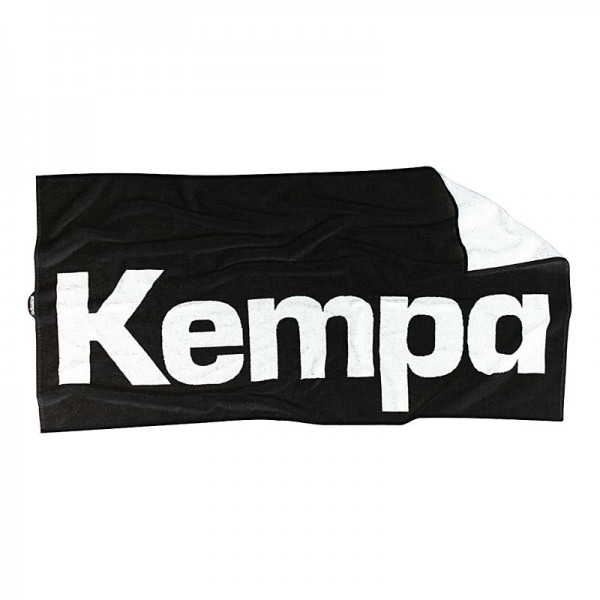 Kempa CORE Handtuch One Size weiss/schwarz