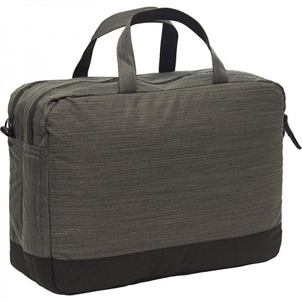 Hummel URBAN LAP TOP SHOULDER BAG One Size BLACK MELANGE