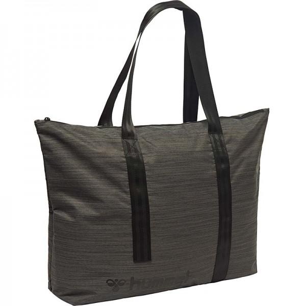 Hummel URBAN SHOULDER BAG One Size BLACK MELANGE