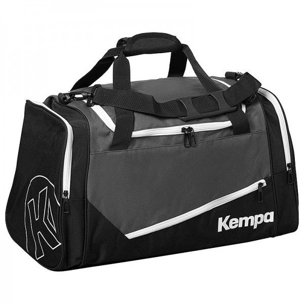 Kempa SPORTS BAG XL anthra/schwarz